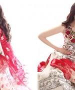 Armeena Rana Khan Designer Lawn 2014 by Gohar Textiles011