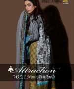Attraction By Kamal Summer Dresses 2014 For Women 003