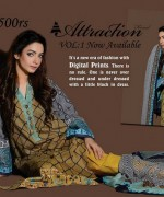 Attraction By Kamal Summer Dresses 2014 For Women 006