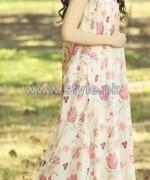 Bareeze Spring Summer Dresses 2014 For Girls 1