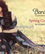 Bareeze Spring Summer Dresses 2014 For Girls 2