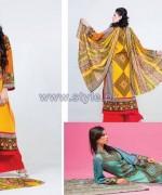Barkha Lawn Prints 2014 For Women 4