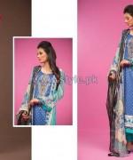 Barkha Lawn Prints 2014 by Moon Textile 11