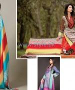 Barkha Lawn Prints 2014 by Moon Textile 6