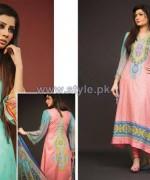 Barkha Lawn Prints 2014 by Moon Textile 7