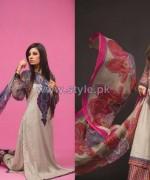 Barkha Lawn Prints 2014 by Moon Textile 9