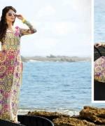 Bashir Ahmad Textiles Lawn Single Shirts 2014 For Women  005