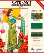 Bonanza Satrangi Lawn Dresses 2014 For Women 6