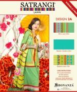 Bonanza Satrangi Lawn Dresses 2014 For Women 7