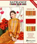 Bonanza Satrangi Lawn Dresses 2014 For Women 8