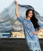 Cross Stitch Lawn Dresses 2014 For Summer 2