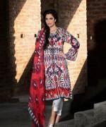 Cross Stitch Lawn Dresses 2014 For Women 7