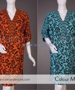 Daaman Summer Dresses 2014 For Girls 1