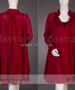 Daaman Summer Dresses 2014 For Girls 2