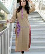 Damak Spring Dresses 2014 For Girls 1