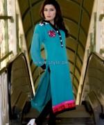 Damak Spring Dresses 2014 For Girls 4