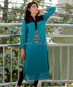 Damak Spring Dresses 2014 For Girls 5