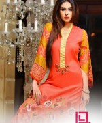 Dawood Textiles Liali Embroidered Collection 2014 For Women 001
