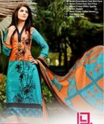 Dawood Textiles Liali Embroidered Collection 2014 For Women 0010