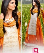Dawood Textiles Liali Embroidered Collection 2014 For Women 0014