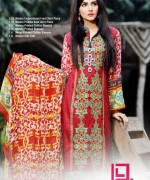 Dawood Textiles Liali Embroidered Collection 2014 For Women 0015