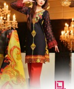 Dawood Textiles Liali Embroidered Collection 2014 For Women 0016