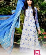 Dawood Textiles Liali Embroidered Collection 2014 For Women 0017