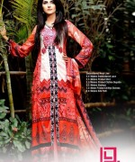 Dawood Textiles Liali Embroidered Collection 2014 For Women 002