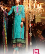 Dawood Textiles Liali Embroidered Collection 2014 For Women 004