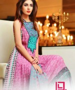 Dawood Textiles Liali Embroidered Collection 2014 For Women 006
