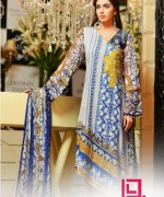 Dawood Textiles Liali Embroidered Collection 2014 For Women 007