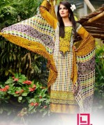 Dawood Textiles Liali Embroidered Collection 2014 For Women 009