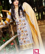 Dawood Textiles Liali Embroidered Collection 2014 For Women