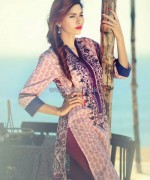 Ethnic by Outfitters Summer Dresses 2014 For Girls 2