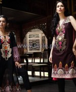 Firdous Fashion Lawn Dresses 2014 For Summer 2