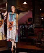 Firdous Fashion Lawn Dresses 2014 For Summer 6