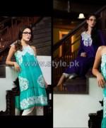 Firdous Fashion Lawn Dresses 2014 For Women 12