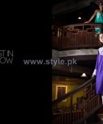 Firdous Fashion Lawn Dresses 2014 For Women 7