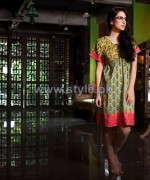 Firdous Fashion Lawn Dresses 2014 For Women 9