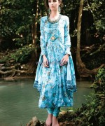 Five Star Classic Lawn Dresses 2014 For Women 2