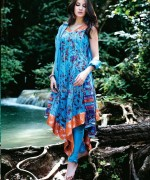 Five Star Classic Lawn Dresses 2014 For Women 5