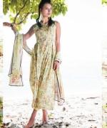 Five Star Textile Lawn Dresses 2014 Volume 3 For Women 0011
