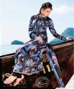 Five Star Textile Lawn Dresses 2014 Volume 3 For Women 0012