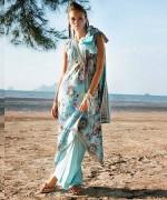Five Star Textile Lawn Dresses 2014 Volume 3 For Women 0013