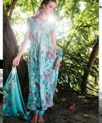 Five Star Textile Lawn Dresses 2014 Volume 3 For Women 004