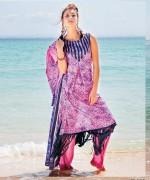 Five Star Textile Lawn Dresses 2014 Volume 3 For Women 006