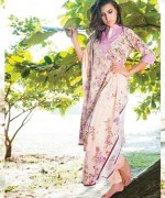 Five Star Textile Lawn Dresses 2014 Volume 3 For Women 007