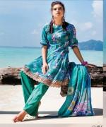 Five Star Textile Lawn Dresses 2014 Volume 3 For Women 008