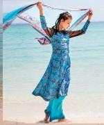 Five Star Textile Lawn Dresses 2014 Volume 3 For Women 009