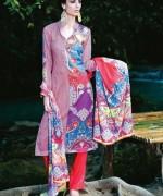 Five Star Textiles Lawn Dresses 2014 Volume 2 For Women 003